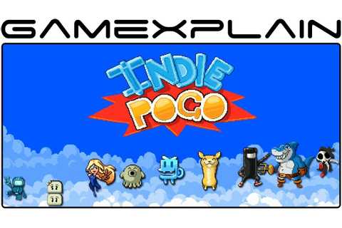 Indie Pogo - Game & Watch (Smash Bros for Indies!) - YouTube
