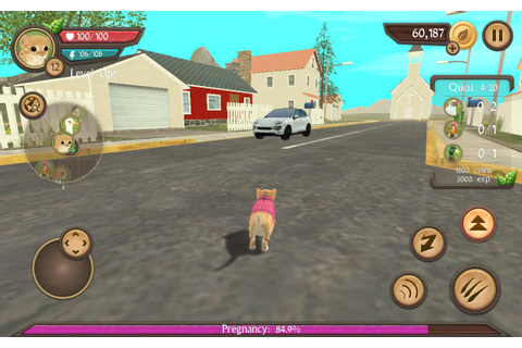 Cat Sim Online: Play with Cats - Android Apps on Google Play