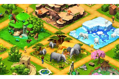 Download Wonder Zoo For Android ~ Download Games