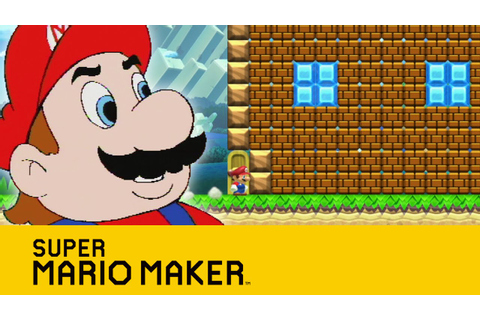Super Mario Maker FR - HOTEL MARIO - YouTube