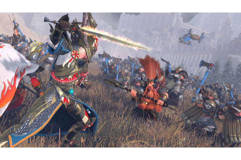 Total War: Warhammer games' combined grand campaign is now ...