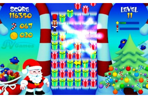 Christmas Clix (WiiWare) Screenshots
