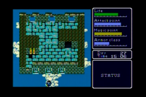 The RPG Consoler: Game 14: Super Hydlide (Genesis) - Magic ...