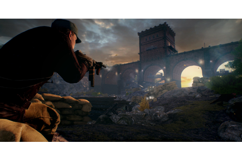 Co-op FPS RAID: World War II To Launch in September for PC ...