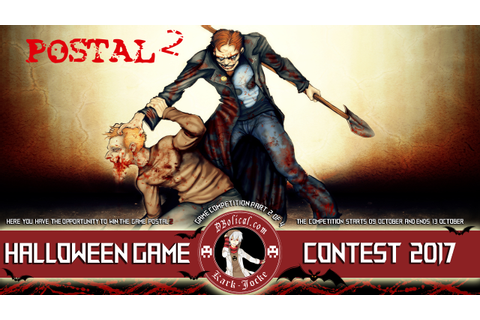 K-J Halloween Game Competition Part 2 of 4 news - POSTAL 2 ...