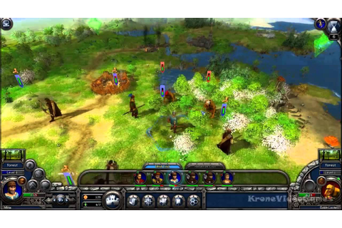 Fantasy Wars Gameplay PC HD - YouTube