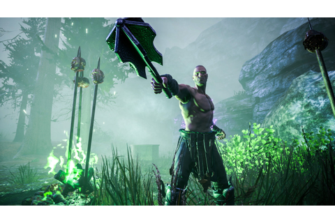Rune: Ragnarok is now Rune II, launches this Summer on ...