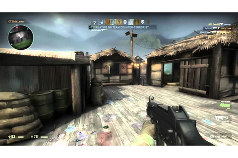Counter strike Global offensive GUN GAME 1 - YouTube