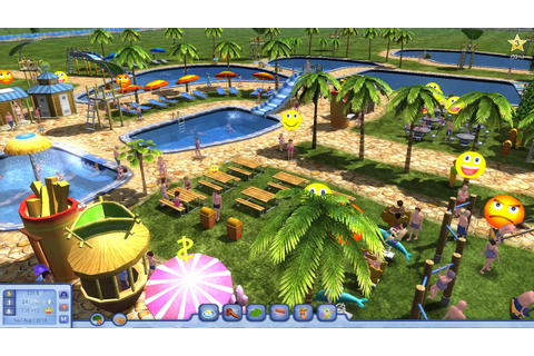 Water Park Tycoon Game - Free Download Full Version For PC