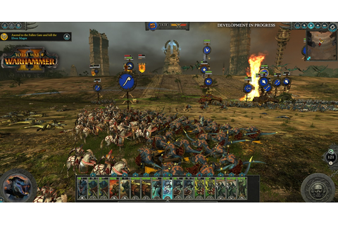 Total War: Warhammer II designer promises war across four ...