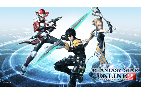 Weeb dreams and figurines.: Phantasy Star Online 2 Review