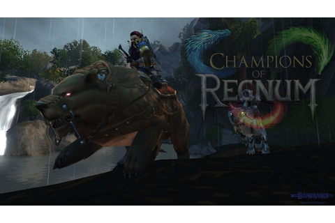 Champions of Regnum Review | Game Rankings & Reviews