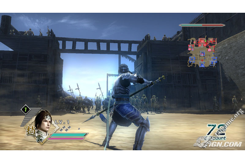 Dynasty Warriors 6 - Download Free Full Games | Arcade ...