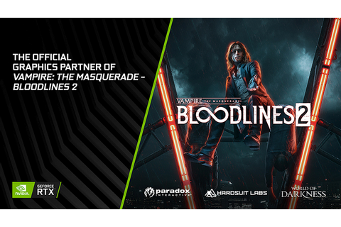 Vampire: The Masquerade Bloodlines 2 Announced, Due in Q1 ...