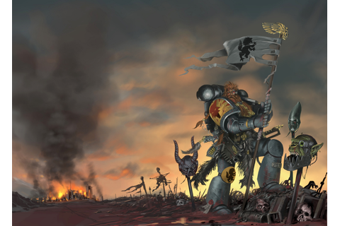 Warhammer 40,000: Glory in Death (2006) promotional art ...