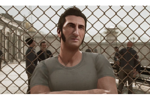 A Way Out Breaks Free with Cinematic Launch Trailer - Push ...