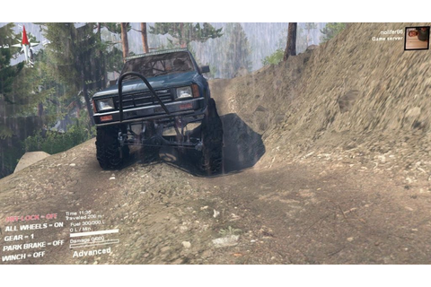 Spintires MudRunner Free Download - Ocean Of Games