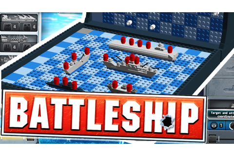 SINKING TEWTIY'S BATTLESHIPS - BATTLESHIP BOARD GAME - YouTube