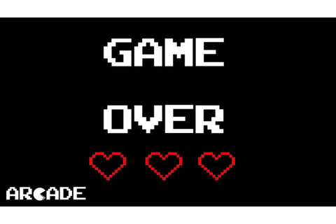 Arcade - Game Over - YouTube