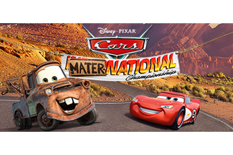 Disney•Pixar Cars Mater-National Championship on Steam