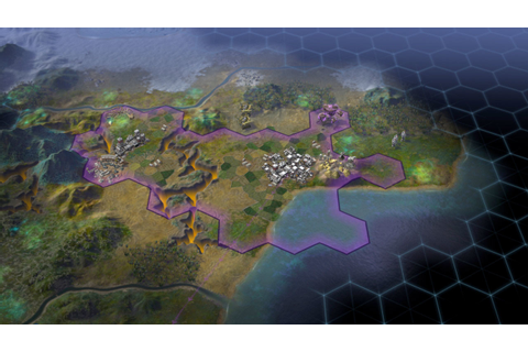 Sid Meier's Civilization: Beyond Earth - Rising Tide Steam ...