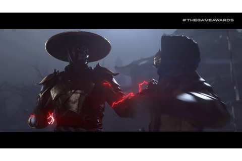 Mortal Kombat 11 World Premiere Trailer | The Game Awards ...