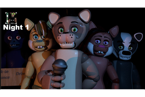 Welcome to WeaselWare l Popgoes l First night l (Fnaf fan ...