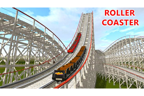 Roller Coaster No Limits 2 Simulation Game PC Gameplay ...