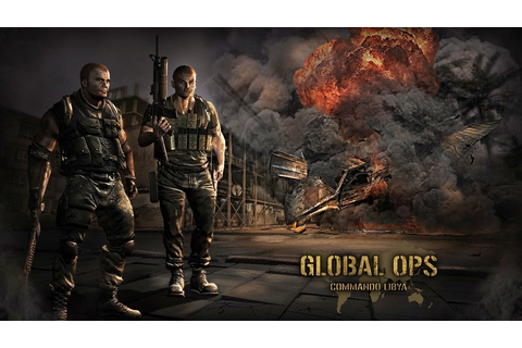 Global Ops: Commandos Libya Free Download - Game Maza