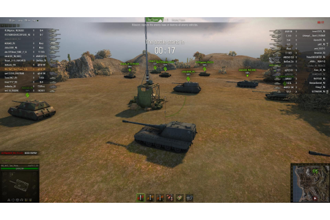 World of Tanks - MMOGames.com