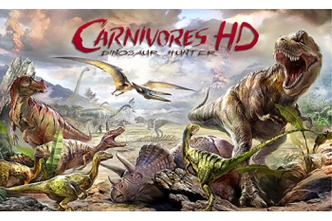 Carnivores: Dinosaur Hunter HD - Wikipedia