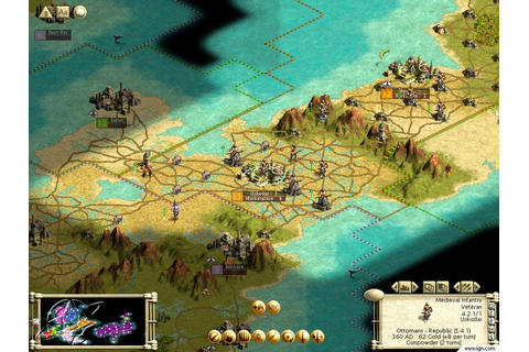 Sid Meier's Civilization III: Play the World Screenshots ...