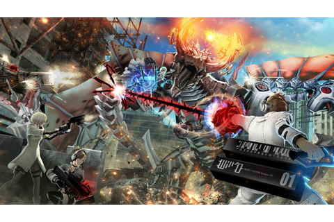 Freedom Wars Review - IGN
