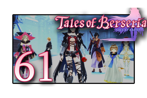 TALES OF SILLY CARD GAME!! [Tales of Berseria PC Part 61 ...