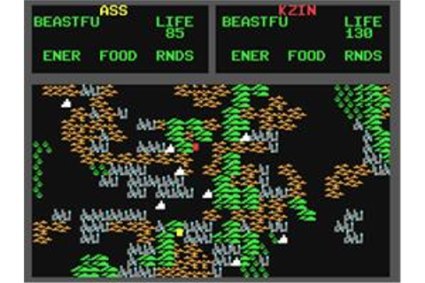 Mail Order Monsters - Commodore 64 - Games Database