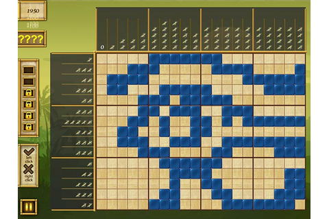 Egypt Picross: Pharaoh's Riddles > Download PC Game