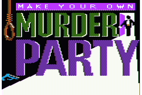 Download Make Your Own Murder Party - My Abandonware