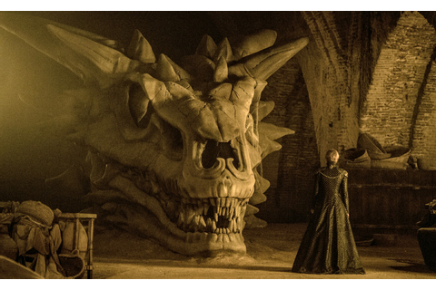 "Witness the Creation of the Dragon Skull for ""Stormborn ..."