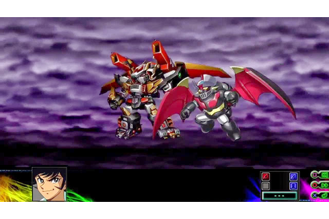 3rd Super Robot Taisen Z - Time Prison Chapter (Game ...