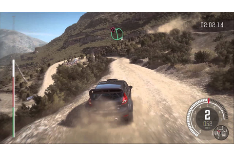 DiRT Rally - Greece Gameplay (PC HD) [1080p] - YouTube