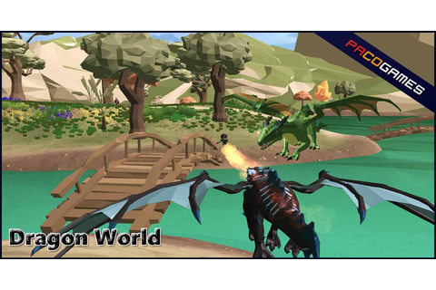 Dragon World | Play the Game for Free on PacoGames