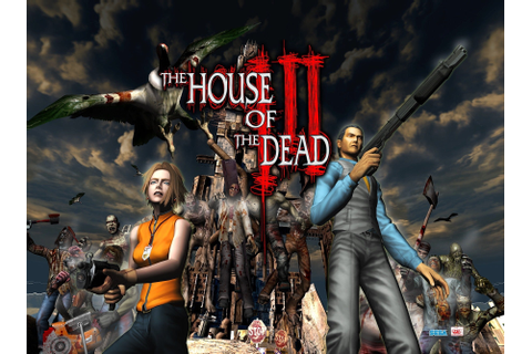 House of the Dead III Screenshots, Pictures, Wallpapers ...