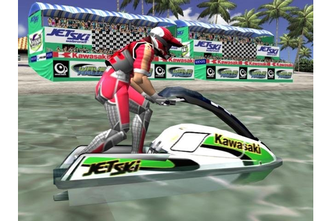 Jet Ski Riders (AKA Wave Rally)