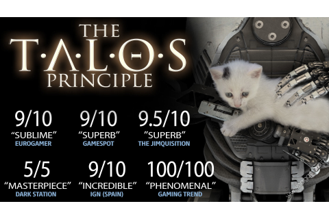 The Talos Principle - Download Free Full Games | Adventure ...