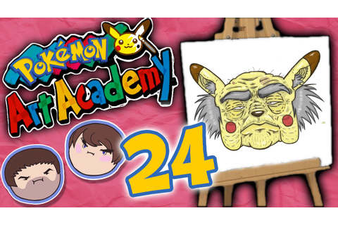 Pokemon Art Academy: Hitting the Weights! - PART 24 ...