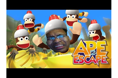 THIS GAME RACIST LOWKEY | Ape Escape 2 - YouTube