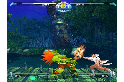 Dragon Ball vs Street Fighter III MUGEN Game - Free Download Full ...
