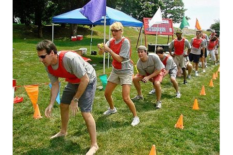 Fun Team Building Programs & Activities - TeamBonding