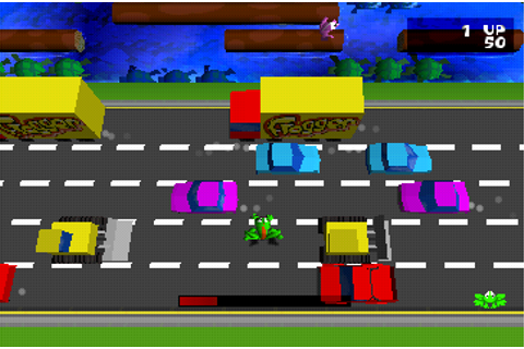 Frogger: He's Back! | The Obscuritory
