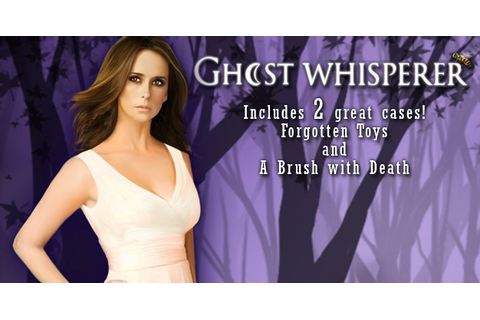 CBS's Ghost Whisperer game is available now Online - PC